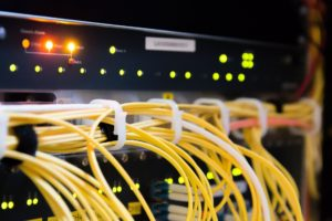 Structured low voltage & network cabling